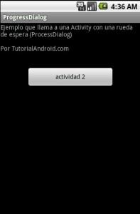 Programacion Android -ProgressDialog 1